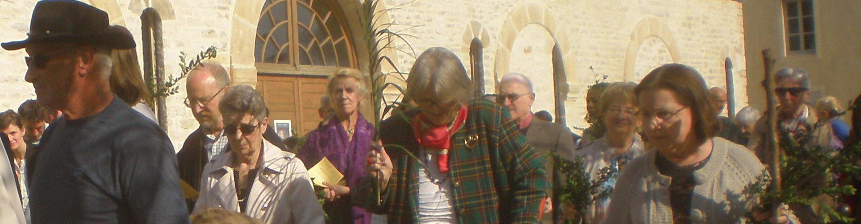 Paroisse de Cluny Saint Benoît
